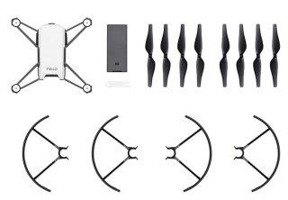 DJI RyzeTech Tello 損害賠償保険付き カメラ付き 国内正規品 空撮 初心者 航空法対象外