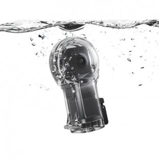 Insta360 ONE R 360度モジュール対応 潜水ケース 純正品