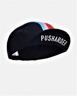 CAP RAINBOW - Black