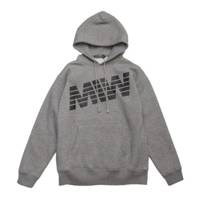 pull over hoodie<br />sweat (MIW) gray