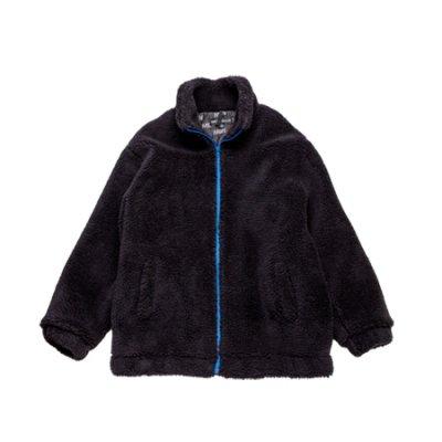 boa jacket black