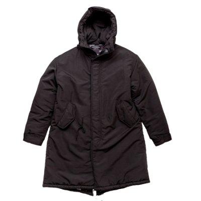 mods jacket black
