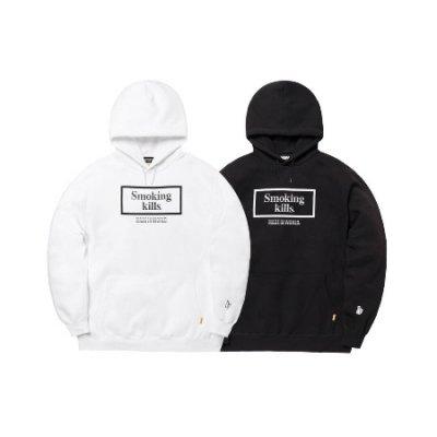 MIW × #FR2 Box Logo Hoodie