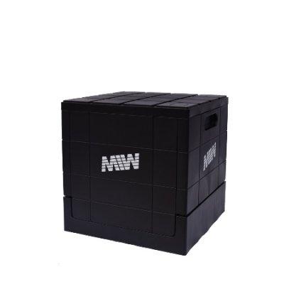 【予約】container box ( cube type )