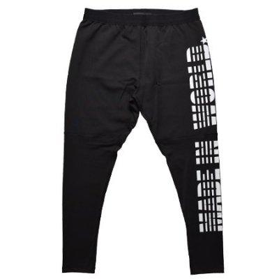training leggings black