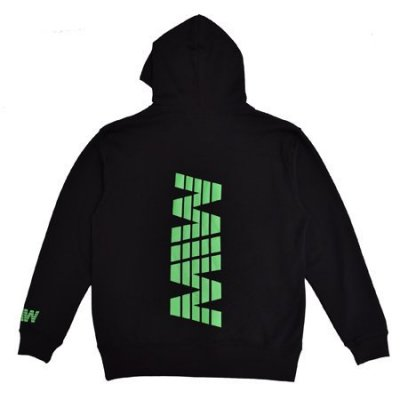 <img class='new_mark_img1' src='https://img.shop-pro.jp/img/new/icons20.gif' style='border:none;display:inline;margin:0px;padding:0px;width:auto;' />pull over hoodie<br />sweat (MIW) black
