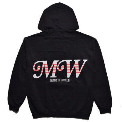 pull over hoodie<br />sweat (MIW) black