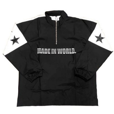 <img class='new_mark_img1' src='https://img.shop-pro.jp/img/new/icons20.gif' style='border:none;display:inline;margin:0px;padding:0px;width:auto;' />pull over jacket black
