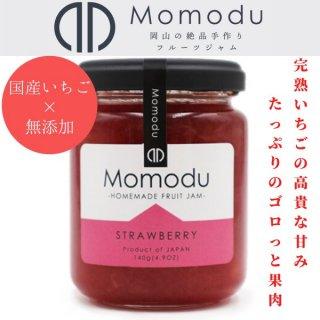 Momodu いちごジャム 140g 1個