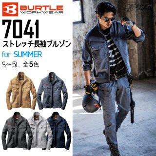 BURTLE/バートル/7041/バートル/ジャケット(ユニセックス)/春夏用