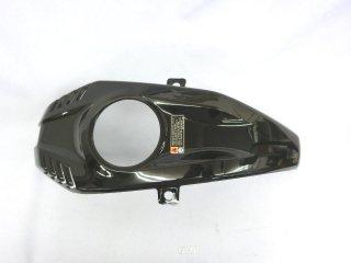 インドヤマハ純正 YZF-R15-V3 タンクカバーセンター ブラックメタリック(ブルー、マットブラック用)