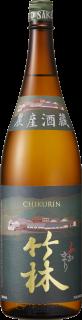 竹林ふかまり 純米酒 【1800ml】