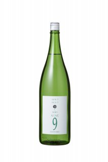 GOZENSHU9(NINE)レギュラーボトル 純米酒【1800ml】