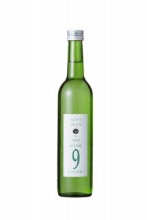 GOZENSHU9(NINE)レギュラーボトル 純米酒【500ml】