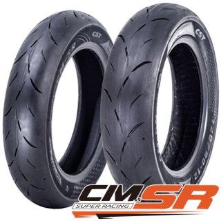 CST タイヤ CM-SR 3.00-10 42PTL ミニバイク用 ハイグリップタイヤ