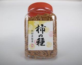 ボトル入り柿の種お徳用サイズ醤油味