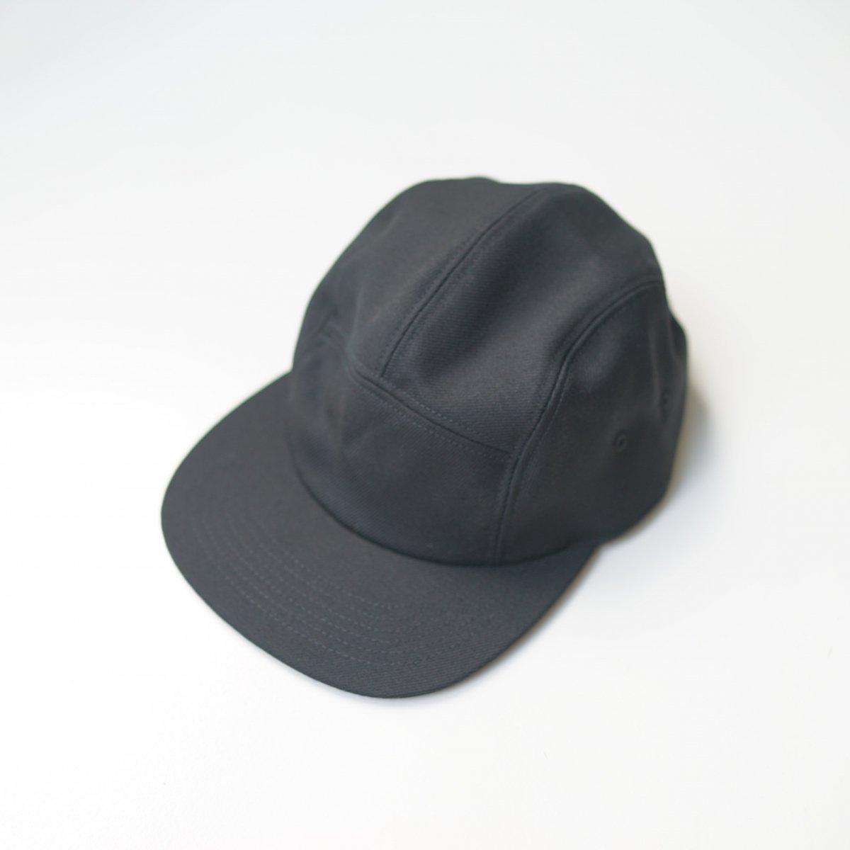 【WELLDER ウェルダー】JET CAP - BLACK