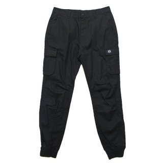 DOLLY NOIRE ドリーノアール RIPSTOP CARGO PANTS SH57/BLACK
