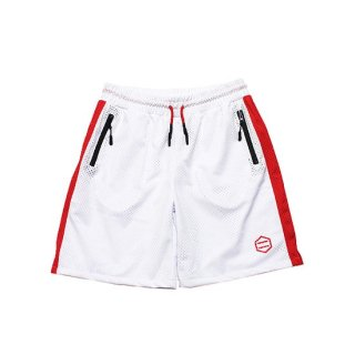DOLLY NOIRE ドリーノアール RAY ACTIVE SHORTS SH103/WHITE/RED