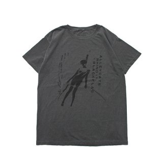 IMAGE CLUB LIMITED イメージクラブリミテッド FIRST SHOW S/S TEE 46351/CHARCOAL