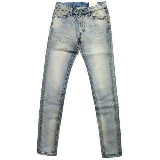 mnml ミニマル X20 STRETCH DENIM PANTS M2019-D592/BLUE