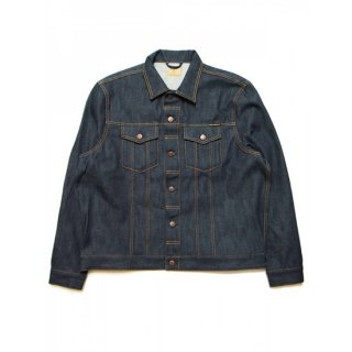 NUDIE JEANS ヌーディージーンズ JERRY DENIM JACKET 160649/DRY RING