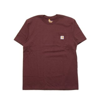 CARHARTT カーハート WORKWEAR POCKET S/S TEE K87/PORT