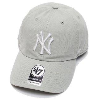 '47 フォーティーセブン YANKEES '47 CLEAN UP CAP/GREY