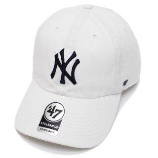 '47 フォーティーセブン YANKEES '47 CLEAN UP CAP/WHITE