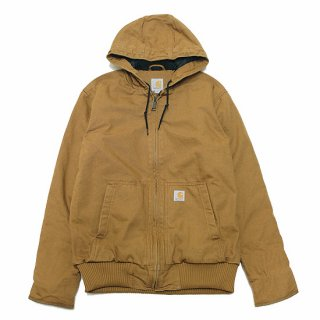 CARHARTT カーハート WASHED DUCK ACTIVE JACKET 104050/CARHARTT BROWN