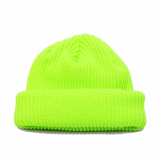 ADVANCE アドバンス ACRYLIC BEANIE/LIME