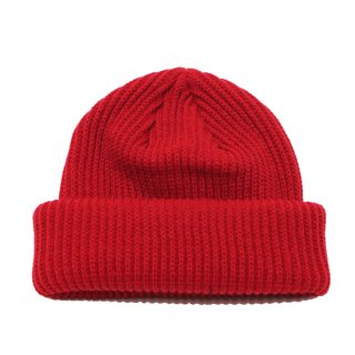 ADVANCE アドバンス ACRYLIC BEANIE/RED