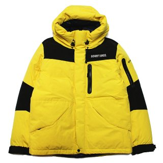 SCHOTT ショット 2TONE DOWN PARKA 3102063/YELLOW