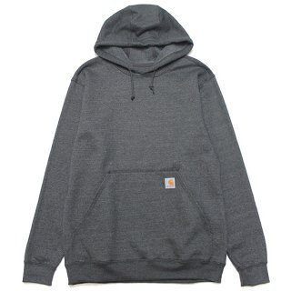 CARHARTT カーハート MIDWEIGHT HOODED PULLOVER SWEAT K121/CARBON HEATHER