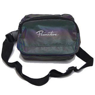 PRIMITIVE プリミティブ NUEVO SHOULDER BAG/REFLECTIVE