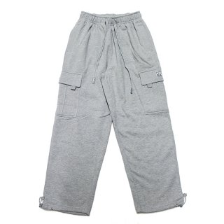 PRO CLUB プロクラブ HEAVYWEIGHT FLEECE CARGO PANTS 162/GREY