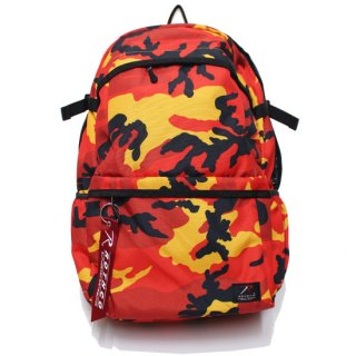 ROTHCO ロスコ BACKPACK 45021/SAVAGE ORANGE CAMO