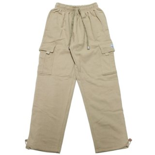 PRO CLUB プロクラブ HEAVYWEIGHT FLEECE CARGO PANTS 162/KHAKI