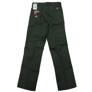 DICKIES ディッキーズ ORIGINAL 874 WORK PANTS/OLIVE GREEN