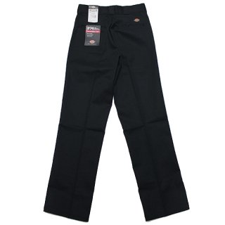 DICKIES ディッキーズ ORIGINAL 874 WORK PANTS/BLACK