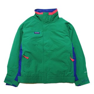 COLUMBIA コロンビア BUGABOO 1986 INTERCHANGE JACKET WM1190/EMERALD GREEN/BLUE