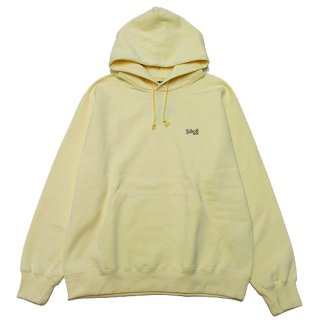SCHOTT ショット LOGO EMBROIDERY HOODED SWEAT 3103153/CREAM