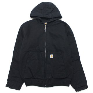 CARHARTT カーハート WASHED DUCK ACTIVE JACKET 104050/BLACK