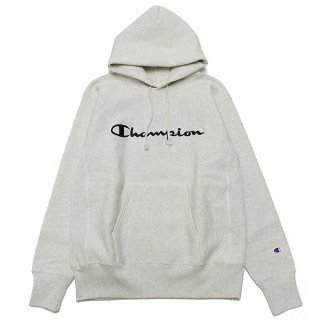 CHAMPION チャンピオン REVERSE WEAVE PULLOVER HOODIE C3-L107/OATMEAL