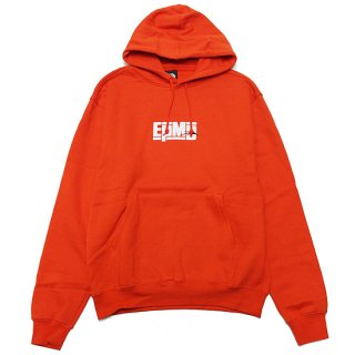 LAKAI ラカイ LAKAIxEPMD EPMD STRICTLY BUSINESS HOODIE/ORANGE