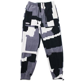 GRIMEY グライミー DULCE POLAR FLEECE PANTS GRTS196/GREY