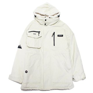 GRIMEY グライミー SIGHTING IN VOSTOK PARKA GRPAR109/WHITE