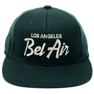 HOOD HAT フッドハット BEL AIR CAP/GREEN