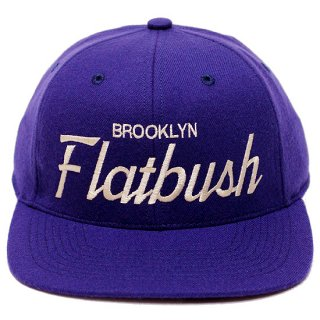 HOOD HAT フッドハット FLATBUSH CAP/ROYAL