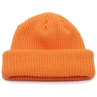 ADVANCE アドバンス ACRYLIC BEANIE/ORANGE
